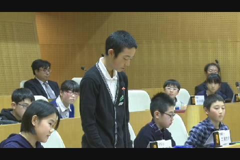 弘前こども議会2018小学校の部(後半)