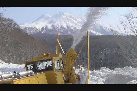 スカイライン除雪2019