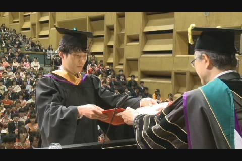 弘前大学卒業式2019