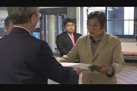 弘前リードマン認定証授与式