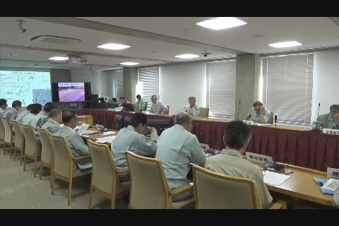 台風10号対策会議