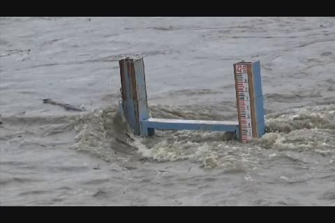 大雨洪水警報190823