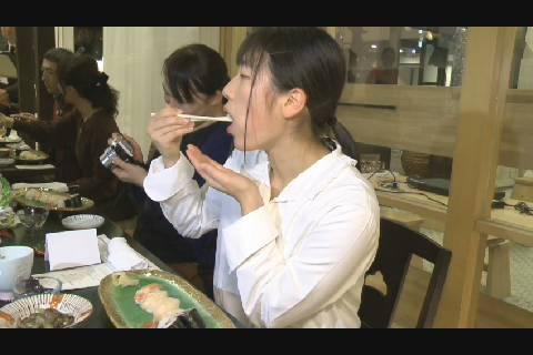 ムツニシキ試食会