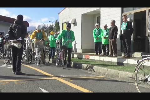 自転車マナーアップ大会
