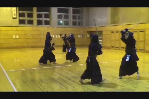 スクナビ義塾男子剣道部