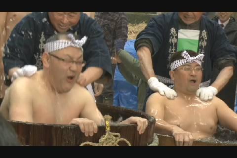 鬼神社裸参り2020