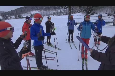 スクナビ大鰐小スキー部