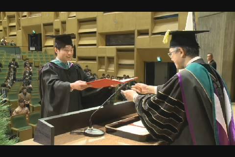 弘前大学卒業式2020