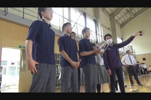 柴田学園ドローン授業