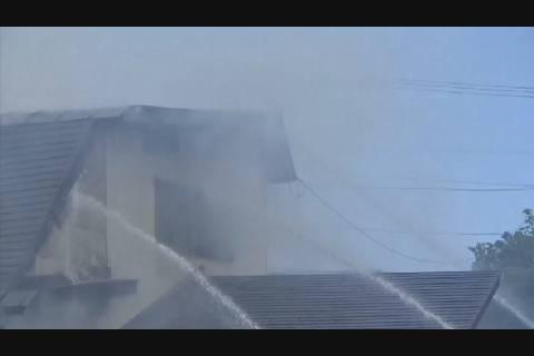 八幡建物火災