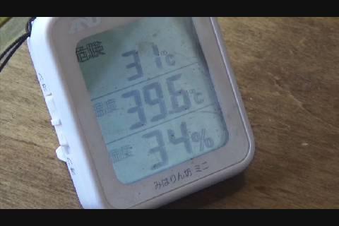 弘前が暑かった200610