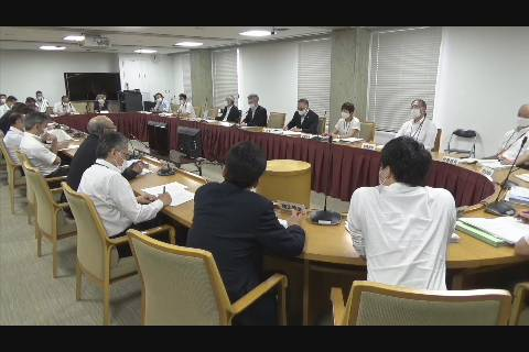 コロナ対策会議