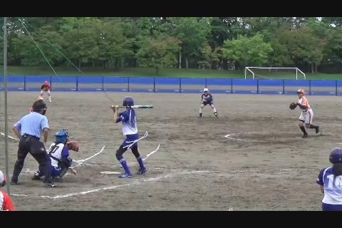 中体連ソフトボール