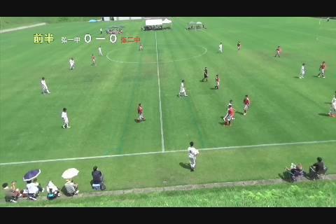 中体連2020 サッカー決勝