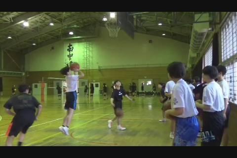 スクナビ南中学校バスケ部