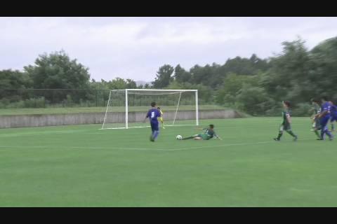 中体連新人戦サッカー