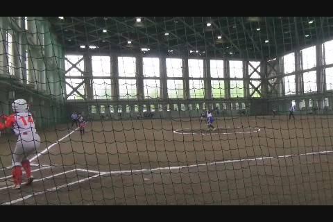 中体連新人戦ソフトボール