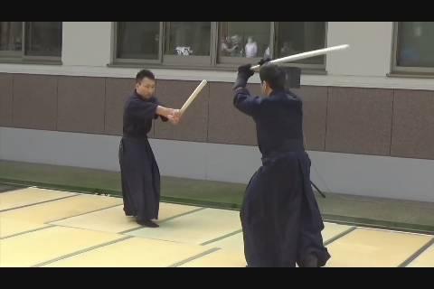 弘前藩に伝わる古武道